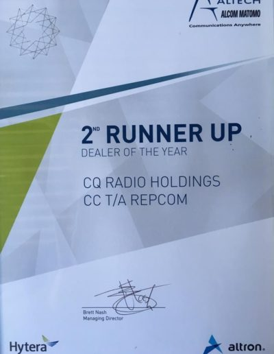Repcom Certificates (6)